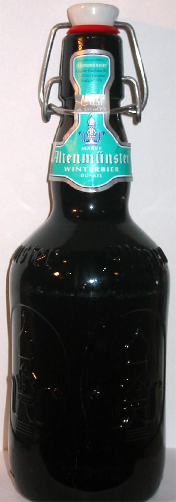Altenmünster Winterbier