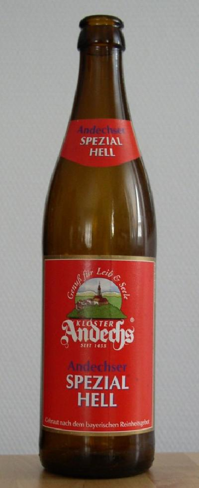 Andechser Spezial Hell