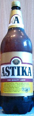 Astika Fine Quality Lager